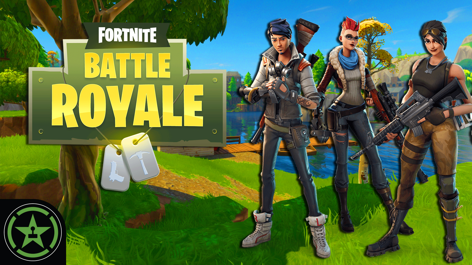 Fortnite Battle Royale Full Hd
