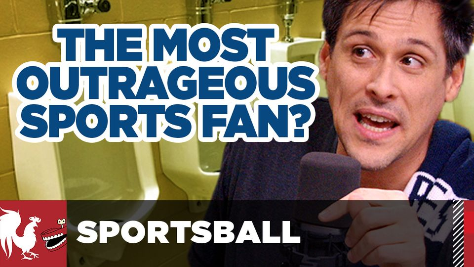 The Most Outrageous Sports Fan? - #06