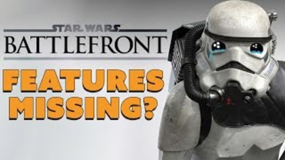 Star Wars Battlefront: A New HATE?