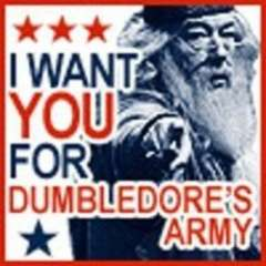 I'm Not A Part Of Team Edward or Jacob, I'm A Member Of Dumbledores Army