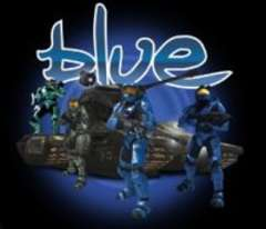 Caboose and The Blue Team