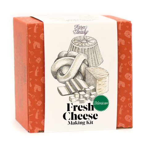 Farm Steady Mexican Cheese Kit