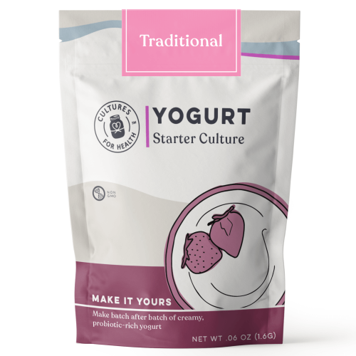 Traditional Flavor Yogurt Starter Culture