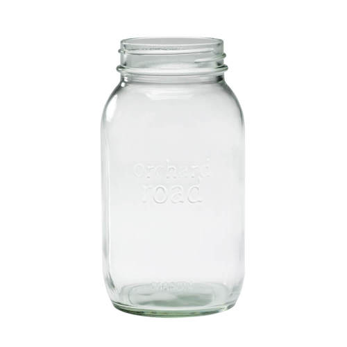Orchard Road™ Regular Quart (32 oz) Jar - Set of Six
