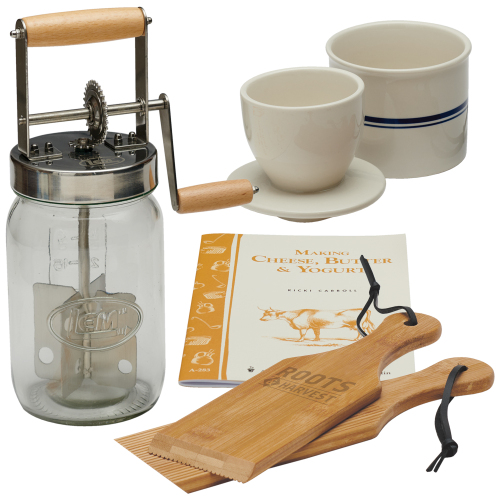 Butter Making Starter Kit