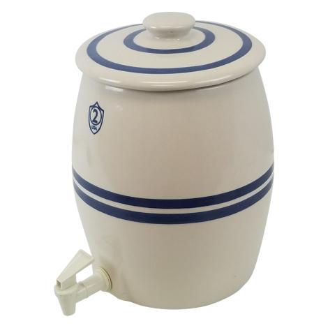 Ohio Stoneware 2 Gallon Keg and Spigot