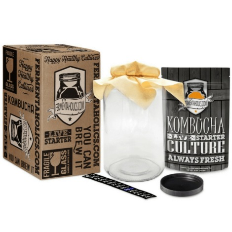 Kombucha Essentials Kit