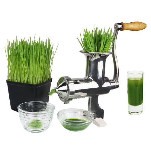 Stainless Steel Wheatgrass Juicer