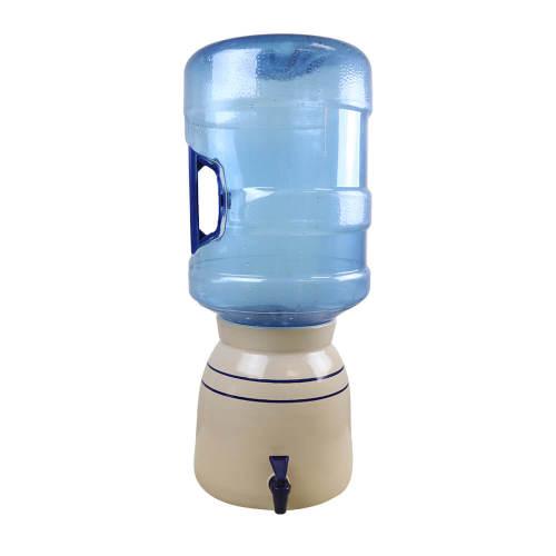 R&H Homestead Stoneware Water Dispenser