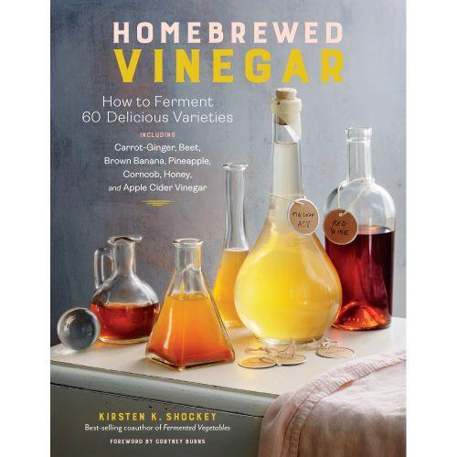 Homebrewed Vinegar Book
