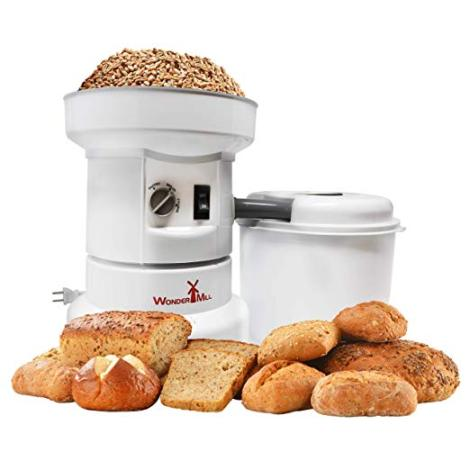 WonderMill™ Electric Grain Mill