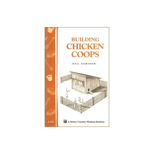 Building Chicken Coops Book