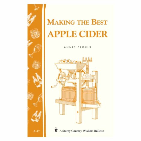 Making the Best Apple Cider Book