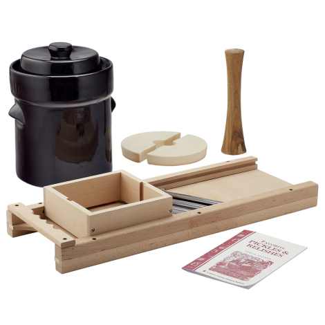 Fermenting Kit With 10L Crock