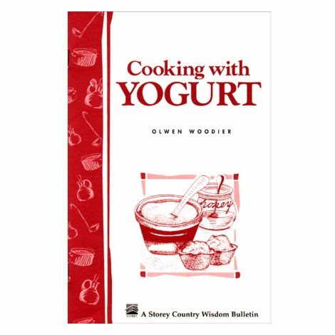 Cooking with Yogurt Book