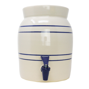R&H Homestead Stoneware Water Cooler - 3 Gallon Cooler