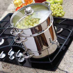 Stainless Steel Steamer/Juicer 8 Qt.