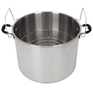 Stainless Steel Multi-Use Canner - 20 Qt