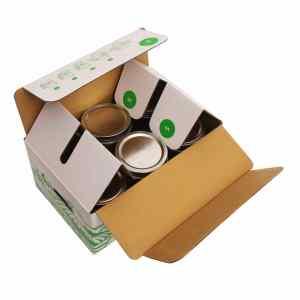 Open Storage Boxes