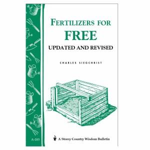 Fertilizer for Free Book