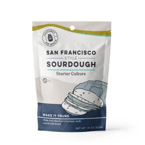 San Francisco Style Sourdough Starter