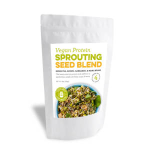 Vegan Protein Sprouting Seed Blend