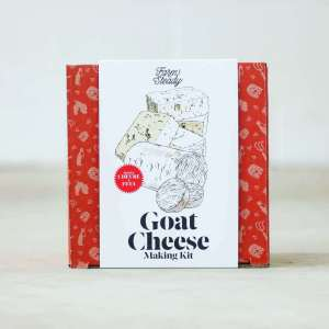 Farm Steady Goat Cheese Kit