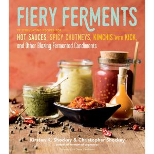 Fiery Ferments Book