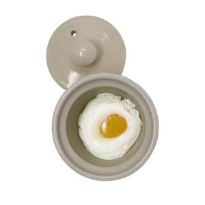 Texas Stoneware Egg Cooker - Sunny Side Up Egg
