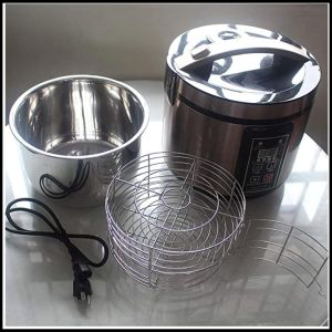 Black Garlic Fermenter with Rack and Pot
