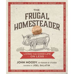 The Frugal Homesteader Book