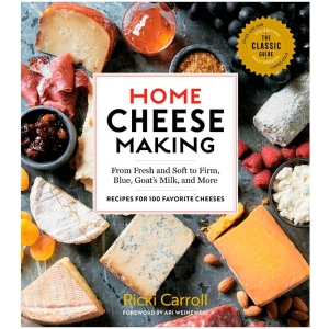 Home Cheese Making Book,  4th Edition