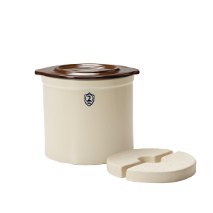 Ohio Stoneware 4 Gallon Crock Set