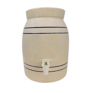 R&H Homestead Stoneware Kombucha Keg