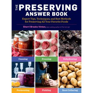 The Preserving Answer Cover