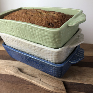 Loaf Pan by Sienna Ceramics