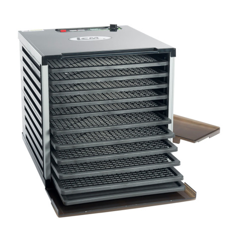 Mighty Bite® 10-Tray Double Door Countertop Dehydrator