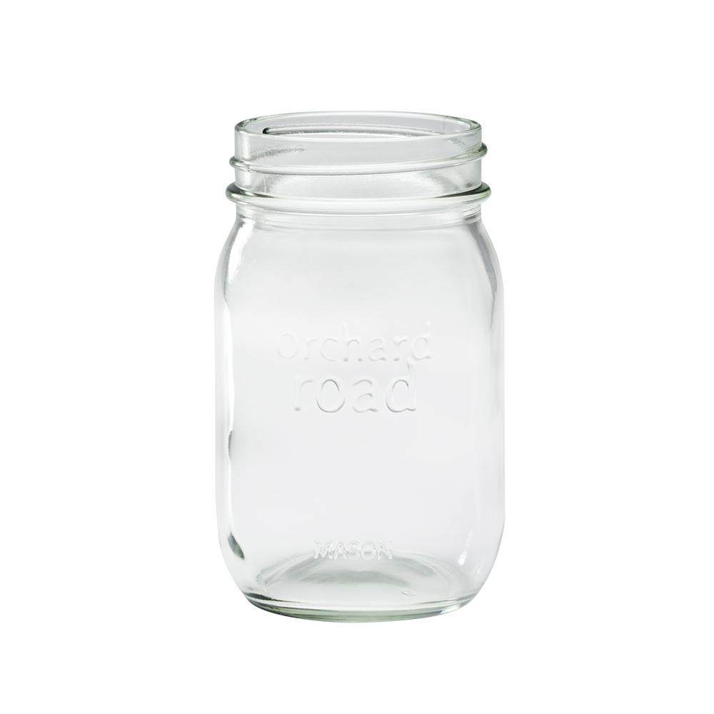 Orchard Road™ Regular Pint (16 oz.) Jar - Set of Six