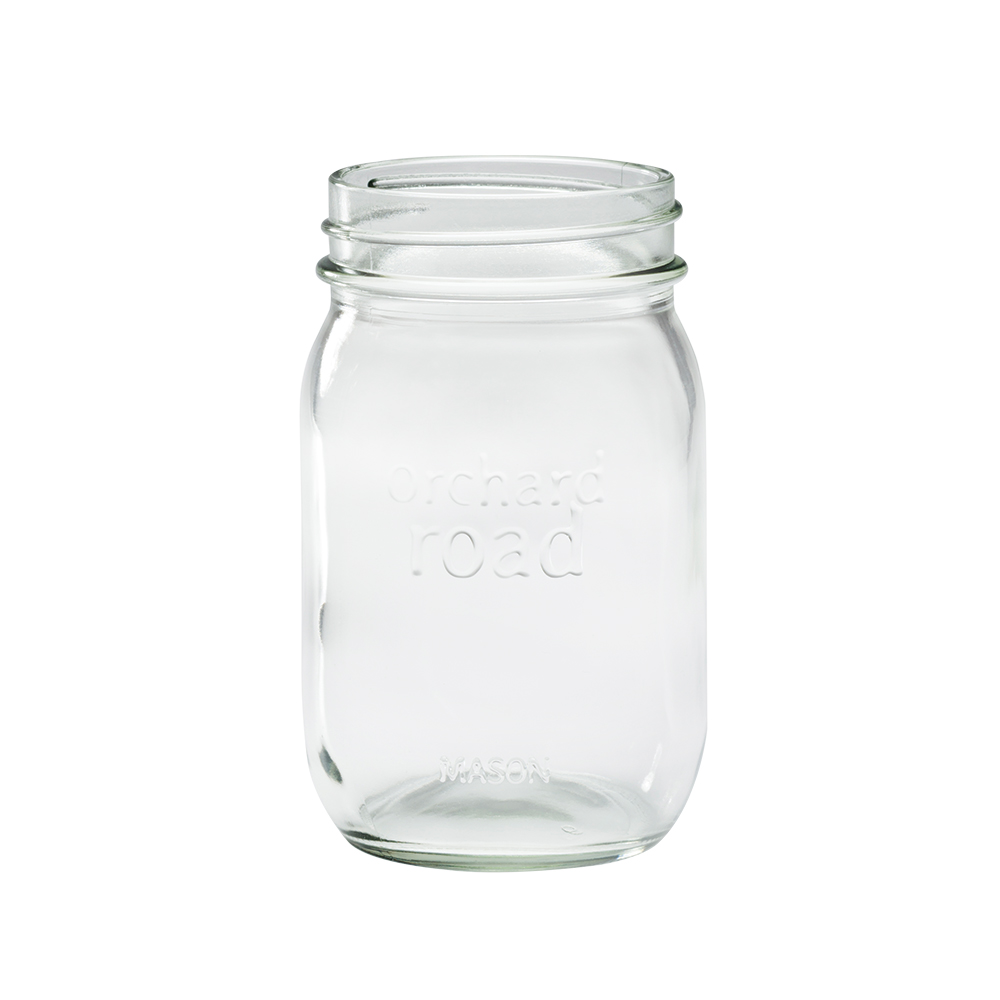 Orchard Road™ Regular Pint (16 oz.) Jar - Set of Six