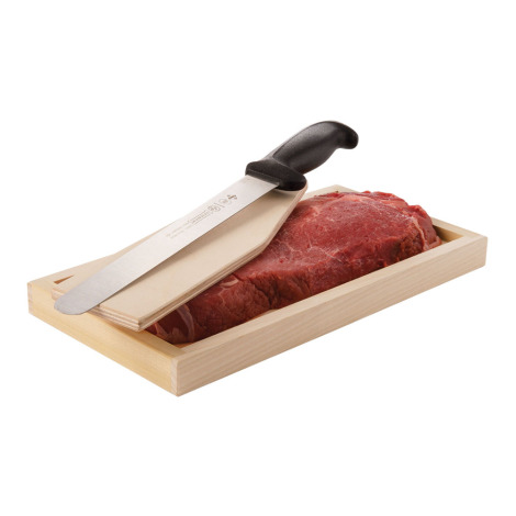 Jerky Knife & Board Kit