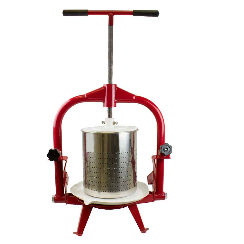 Stainless Steel Fruit & Wine Press