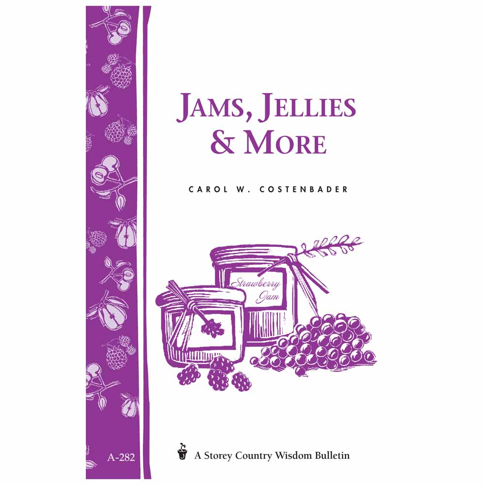 Jams Jellies & More Book