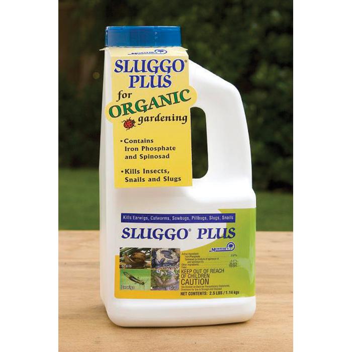 Sluggo Plus 2.5 Pound