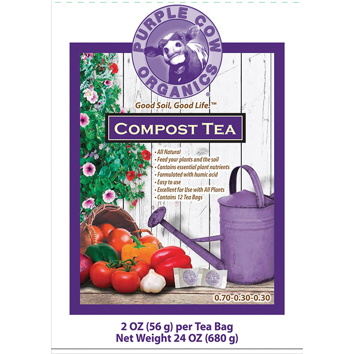 Purple Cow Organics Compost Tea
