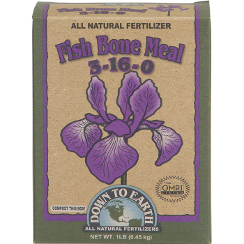 Down To Earth Fish Bone Meal