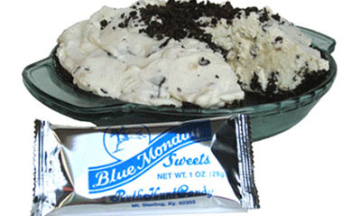 Blue Monday Cream Pie