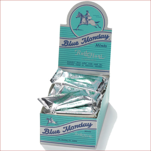 Blue Monday® MINT, Box-24ct