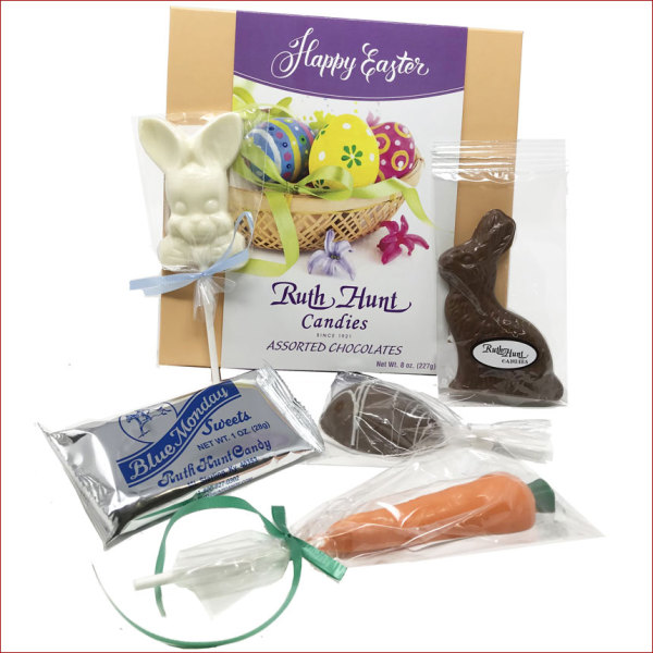Easter Selection of Assorted Chocolates & Easter Candies