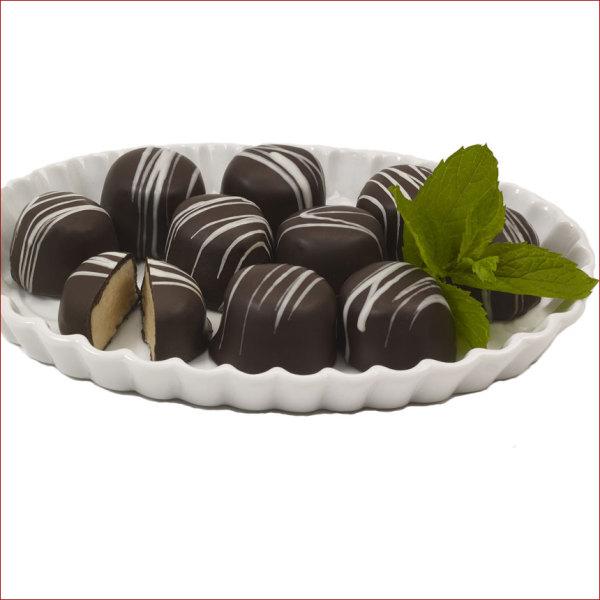 Woodford Reserve® Mint Julep Bourbon Balls, 8 oz. Box