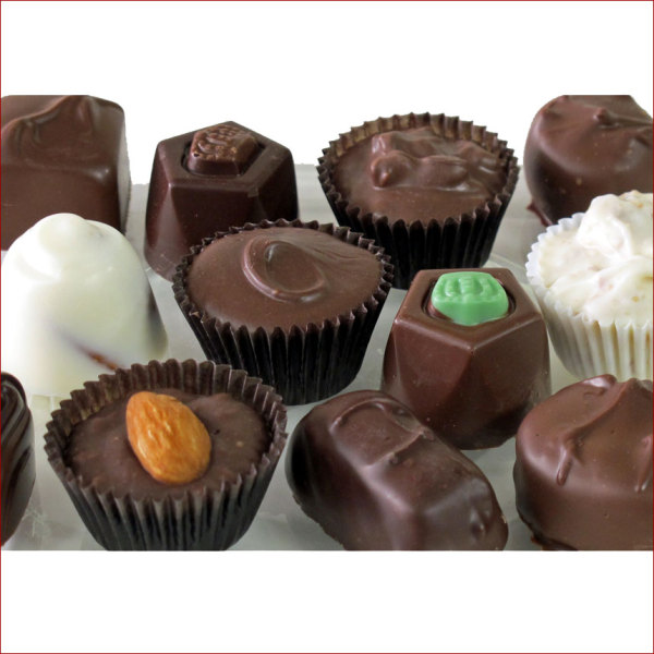 Sugar Free Assortment, 1 lb. Box